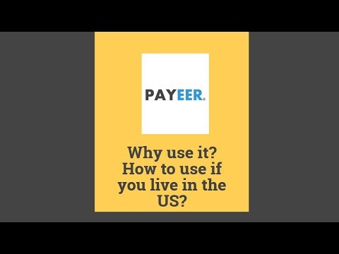 Why Payeer And How To Exchange USD To Bitcoin? 💸
