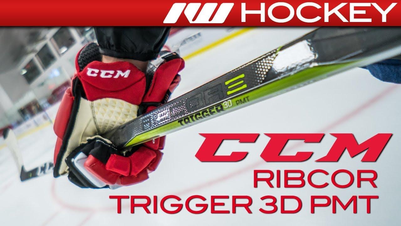 ei myyntiveroa ostaa erikoismyynti CCM RibCor Trigger 3D PMT // On-Ice Review