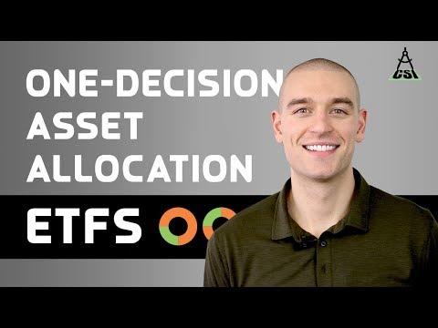 One-Decision Asset Allocation ETFs (VCIP/VCNS/VBAL/VGRO/VEQT | XBAL/XGRO)