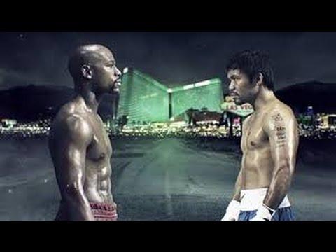 FLOYD MAYWEATHER JR VS MANNY PACQUIAO 2: WHO U GOT? - EsNews Boxing