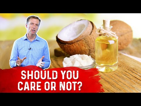 Is Coconut Oil Going to Raise Your Cholesterol?