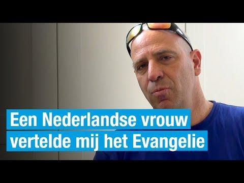 Een Nederlandse Vrouw Vertelde Mij Als Israëli Het Evangelie - Omri Jaakobovich