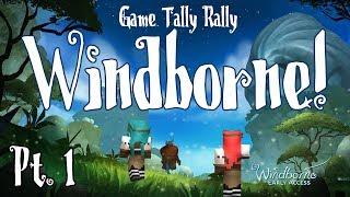 Game Tally Rally! Windborne: Pt. 1