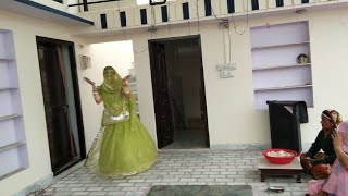 Sone ko suraj ugyo mahare angne 😘😘😘😘 ll rajputi Baisa ka dance  performance