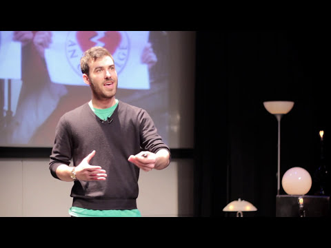 Ireland, tourism, language: Will Notini at TEDxGallatin