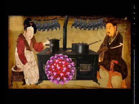 Китайская сказка колобок