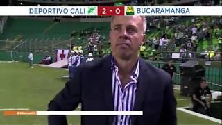 Cali vs Bucaramanga: resumen y goles 2-0, fecha 1 Liga Águila 2019-I