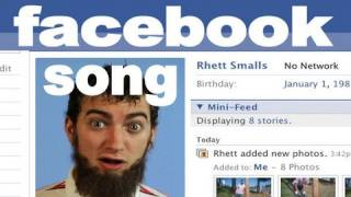 Facebook Song - Rhett & Link thumbnail