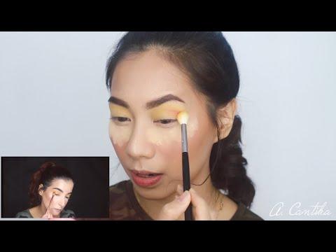 Tried following Makeup (ngikutin makeup) Tasya Farasya - Abel Cantika