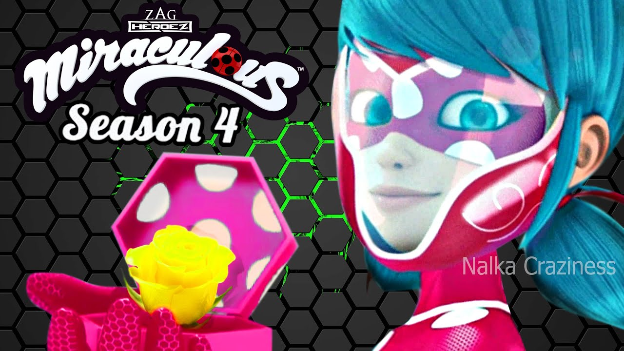 🔴 MIRACULOUS TRAILER - SEASON 4 Ladybug 2020 (Fanmade)| Леди Баг и Супер Кот