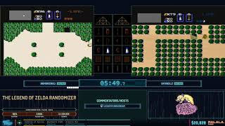 The Legend of Zelda Randomizer by Demerine2 and Skybilz in 1:22:47 - Frost Fatales