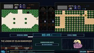 The Legend of Zelda Randomizer by Demerine2 and Skybilz in 1:22:47 - Frost Fatales