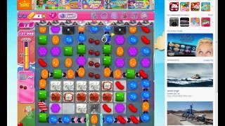 Candy Crush Saga Level 1697