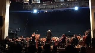 """Академічний симфонічний оркестр """"Філармонія"""" // """"Список Шиндлера"""". Композитор Джон Вільямс"""