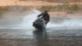 Paintball vs Jetski Race!  winnaar wint jetboard van 10000 euro! - SMOARE