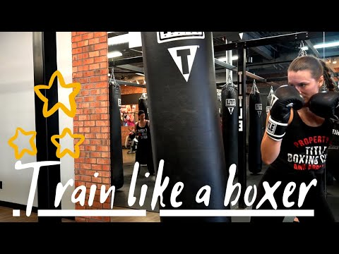 Training at Title Boxing Club + all you NEED to know about classes and membership pricing
