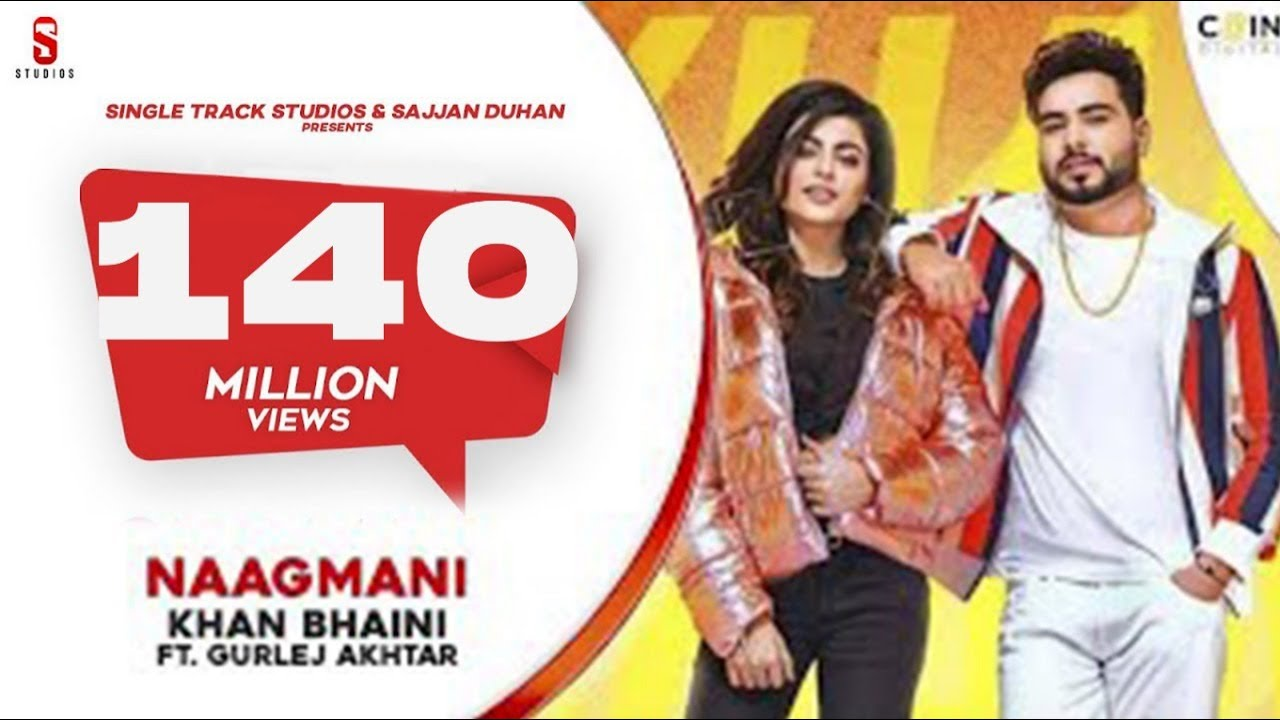 NAAGMANI | KHAN BHAINI | Gurlej Akhtar | Latest Punjabi Songs 2019 | St Studio | COIN DIGITAL