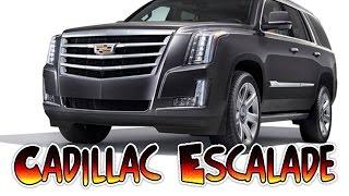 Cadillac Escalade | Тест драйв
