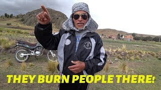 I Got Kicked Out Of A Bolivian Village!