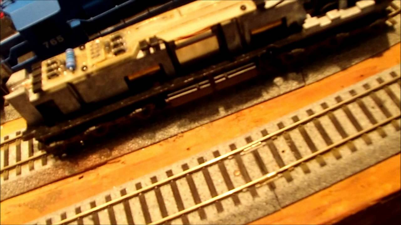 Tips part 2- How to replace, repower and upgrade HO scale Diesels