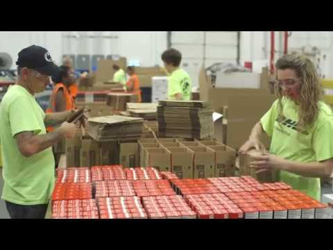 Mondelez International - Warehouse Of The Future