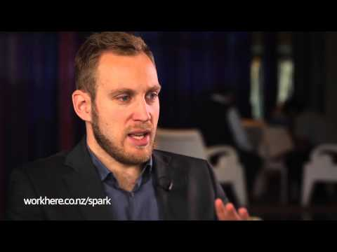 Meet Simon - Spark New Zealand - Workhere New Zealand