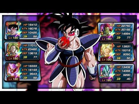 *NEW* 100% RAINBOW MOVIE VILLAINS TEAM! THE POWER OF EVIL! -| Dragon Ball Z Dokkan Battle