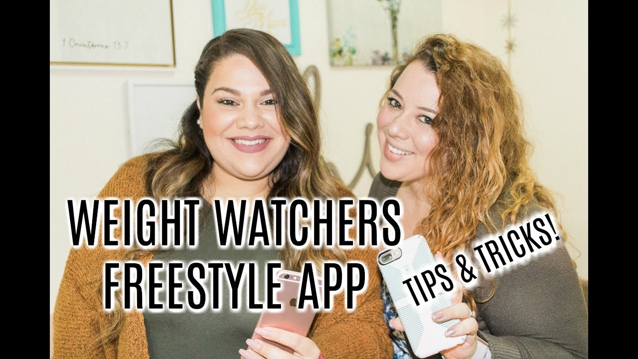 How to Use Weight Watchers Freestyle App - Tips & Tricks