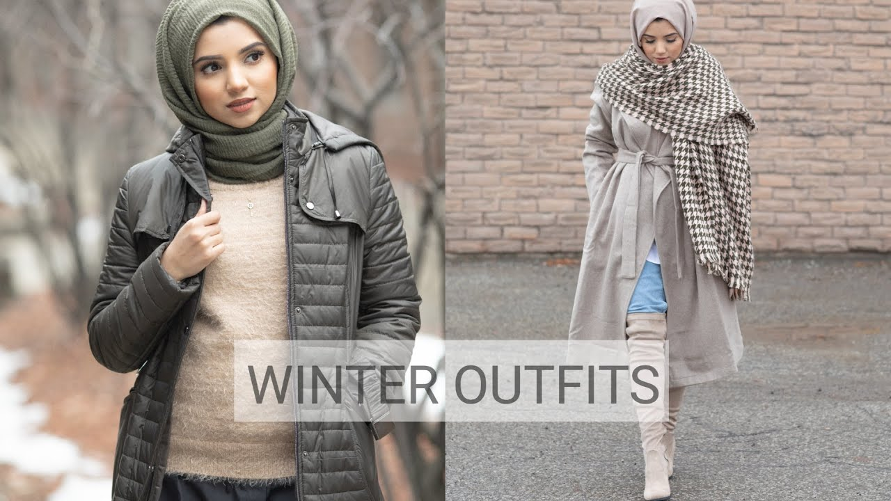 [VIDEO] - COLD WINTER OUTFITS   Realistic winter outfits   SAIMASCORNER 4