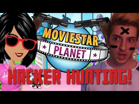 MOVIESTARPLANET HACKER HUNTING GONE WILD!