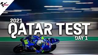 Day 1 Highlights | 2021 #QatarTest