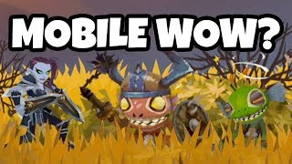 If WoW was a Mobile Game - Ever Adventure