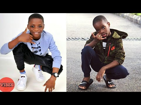 Wizkid's Son And Destiny Boy In Dance Competition - Best Dancer?