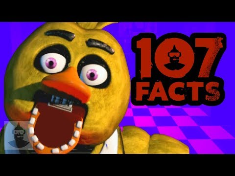 107 Five Nights At Freddy's Facts You Should Know Part 3 | The Leaderboard