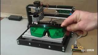 Станок для бизнеса лазерный гравер древесины ЧПУ