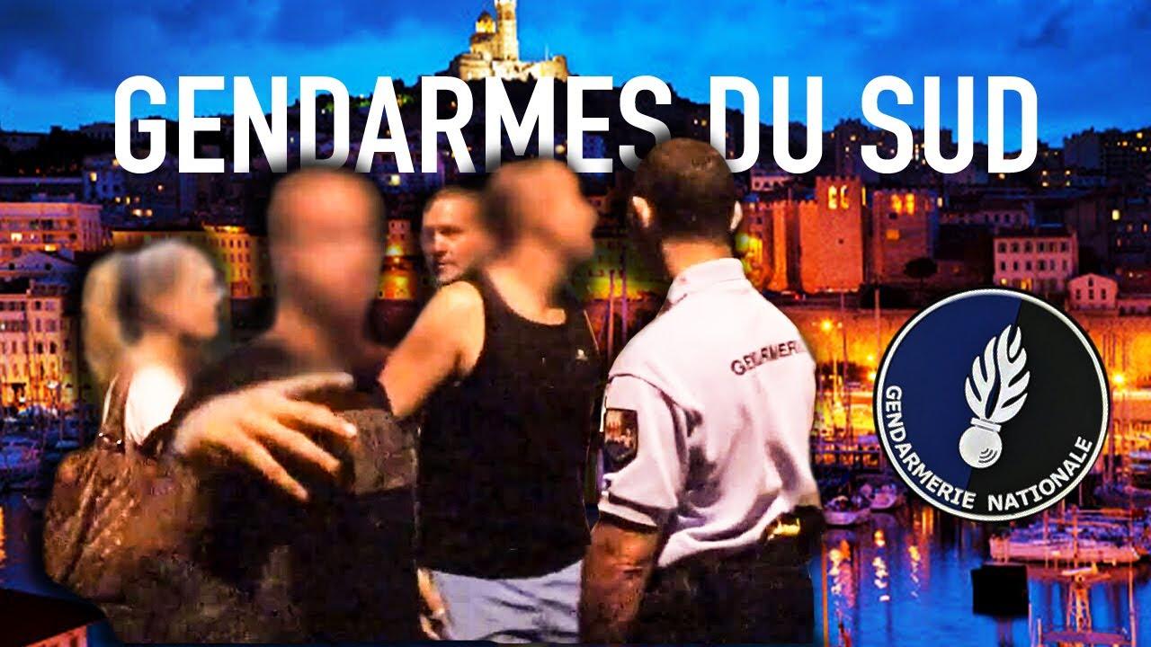 Gendarmes de la Côte d'Azur