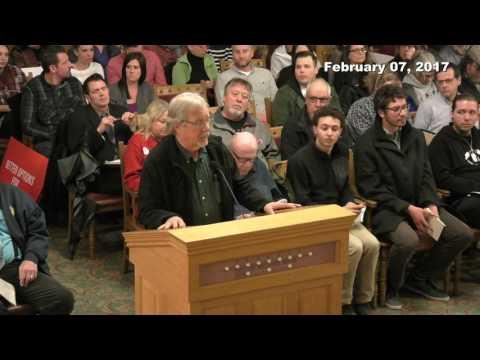 Salt Lake City Council Formal Meeting 2/7/17