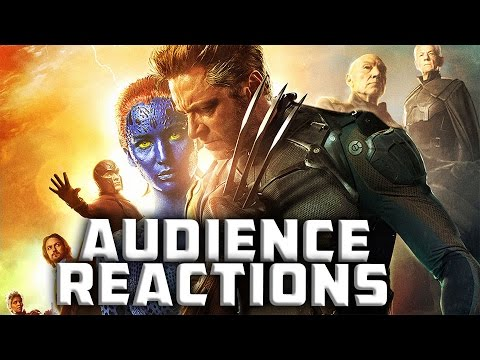 X-Men Days of Future Past {SPOILERS} : Audience Reactions | May 23, 2014