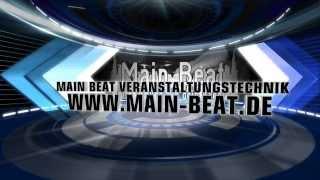 Main Beat Veranstaltungstechnik Intro