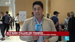 Affaire Des Emplois Fictifs : François Fillon Condamné à 5 Ans De Prison Dont 2 Ferme