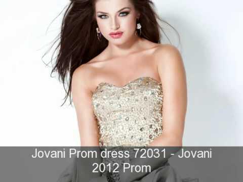 Jovani Prom dresses from the Jovani 2012 at NetFashionAvenue - YouTube