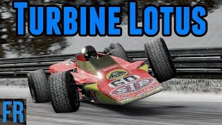 Turbine Lotus On Snow - Project Cars 2