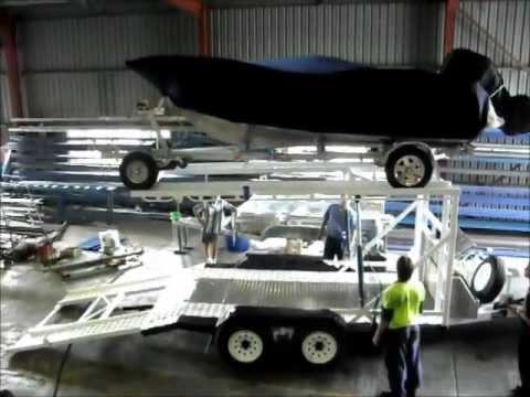 Double Deck Stacker Utility Trailer Html Autos Post