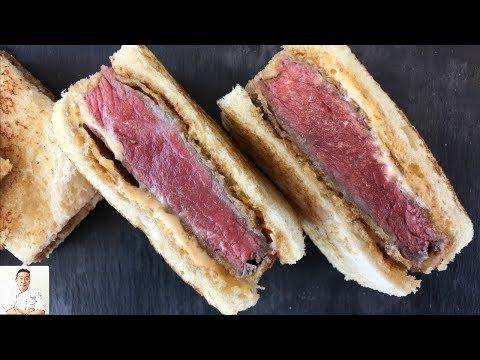PRIME Katsu Sandwich   Japan's Meaty Trending Food