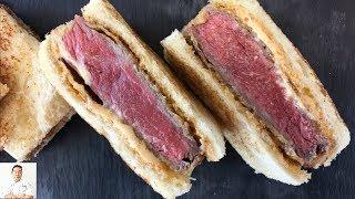 PRIME Katsu Sandwich | Japan's Meaty Trending Food