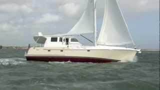 Nordhavn 56 Motorsailer from Motor Boat & Yachting