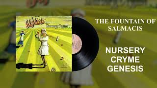 Genesis - The Fountain of Salmacis (Official Audio)