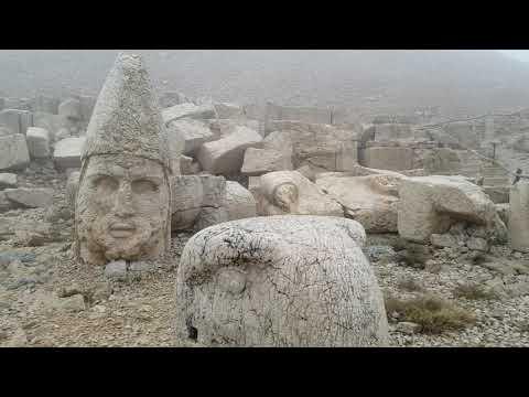 Mount Nemrut (Nemrud) Turkey 2018 Jj Ainsworth Megalithic Maiden