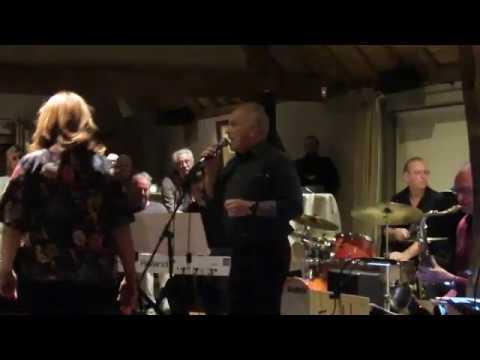 Freddy Sunder bigband : Penny's From Heaven met Franky Dyson