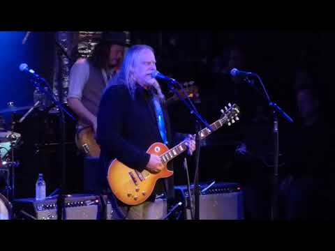Southern Blood: Celebrating Gregg Allman - Just Another Rider 1-25-18 City Winery, NYC